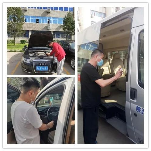 公司综合办公室加强车辆隐患排查  确保夏季行车安全