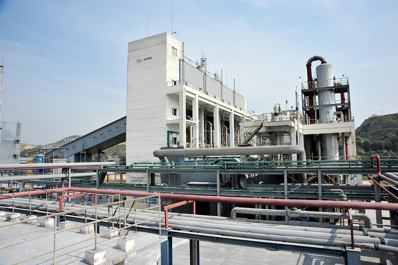陕西金泰氯碱化工有限公司聚氯乙烯一区乙炔发生车间项目.JPG